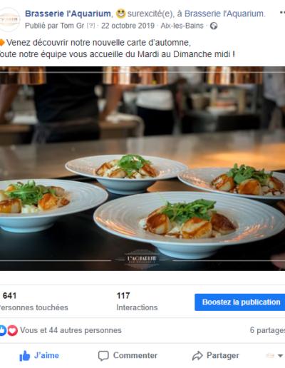 tarif photographe entreprise agence community management Chambéry Aix-les-Bains Annecy