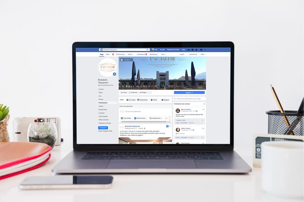 Agence de communication réseaux sociaux Chambéry  Annecy Grenoble