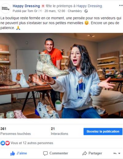 communication digitale agence community management Chambéry Aix-les-Bains Annecy